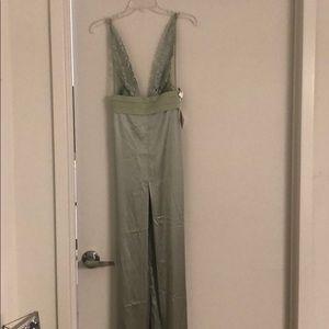 La Perla Silk Sleep gown
